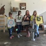 9/6 DIY Workshop featuring Framed 14″ Pallets with Wreath! 7-9