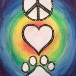 2/23 Peace Love Dogs Offsite Birthday Party 10am