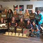Canvas and Home Decor Joplin DIY Event!!