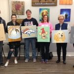 Choose your own Canvas and Home Decor DIY Family  Event!