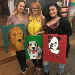 6/7 All Things Pets! Paint Your Pet,  Leash Holders, Pet Themes! Meow!! Woof! JLN