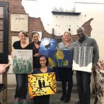 1/24 Springfield Your Choice Canvas Paint Event