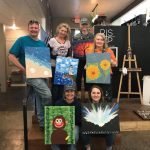6/14  Choose Your Own Canvas Event! SGF 7-9pm