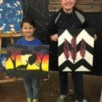 4/18 Family Afternoon DIY Home Decor Workshop 1-3