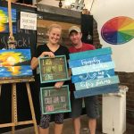 9/30 Walk in Wednesday Canvas & DIY Home Decor Workshop 5-9