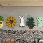 4/27 Interchangeable HOME Sweet Home Sign Workshop 1-3pm