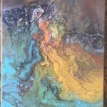 10/10 Paint Pouring Class 6:00-8:00