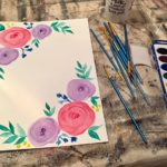 3/1 Beginners Watercolor Class – hosted by Handcrafted by Avyn 5-7